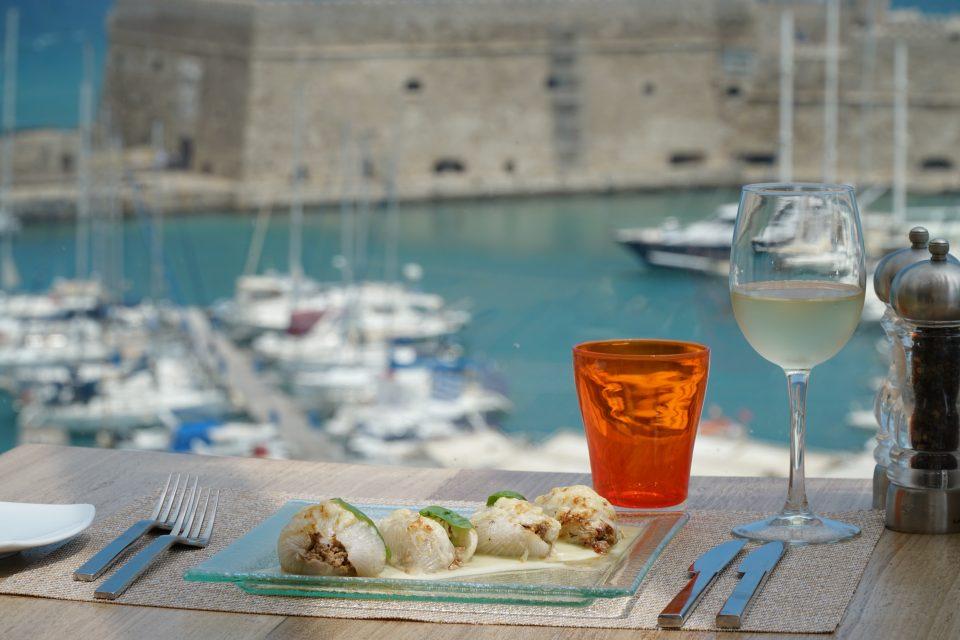 Herb's Garden Mediterranean food Crete