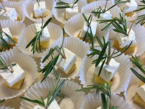 Mediterranean diet feta cheese