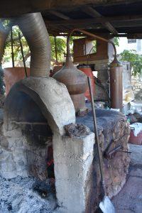 Raki cauldron, Heraklion.