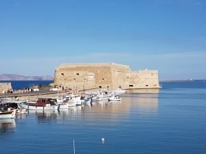 Venetian Fortress Rocca a Mare Koules