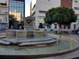 The Morosini fountain