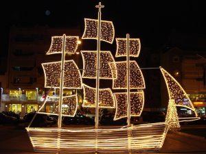 Christmas Boat Greece.Christmas Traditions From Greece Karatarakis Group